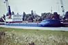 TYUMEN-3 (Novorossiysk) - IMO8832083 - Cargo - RUS/3152/90 ZTS Yard, Komarno, No.2335 - 116.1 x 13.4 - Reskom Tyumen Ltd. - Port Sutton Bridge, safely alongside, to unload timber, 27/06/08.
