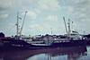 SELLINA C (Guernsey) - IMO6517017 - Cargo - GBR/615/65 Scheeps Voorwarts, Martenshoek, No.193 - 48.0 x 9.2 - BT Cuckow - 24/12/91 sank 20nm southwest of Esbjerg, Kvinesdal for Hamburg with silicomanganese - Wisbech, 08/81.