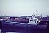 SHAHIN (Hamburg) - IMO5141809 - Cargo - DEU/600/51 Mutzelfeldwerft, Cuxhaven, No.23 - 49.5 x 7.5 - Aloys Beenke - Wisbech, to load grain, 12/81.