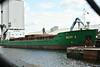 ADDI L (St Johns) - IMO9139323 - Cargo - ATG/4557/95 Slip Shipyard, Rybinsk, No.616/01 - 88.2 x 13.6 - Krey Schiffs, Leer - Kings Lynn, unloading soya meal from Dakar in Bentinck Dock, 13/08/14.