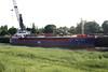 RMS LAGONA (St Johns) - IMO9223435 - Cargo - ATG/2688/00 Scheeps Bodewes Volharding, Foxhol, No.366 - 88.0 x 11.4 - Rhein Maas & See Schiffs - Port Sutton Bridge, loading grain, 29/06/10.