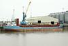 WILSON LEITH (Valletta) - IMO9150509 - Cargo - MLT/3695/97 Slovenske Lodenice, Komarno, No.2933 - 87.9 x 12.9 - Wilson Shipping, Bergen - Kings Lynn, unloading bagged fertiliser from Klaipeda on Alexandra Quay, 28/07/14.