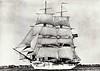 1858 to 1936 - STATSRAAD ERICHSEN - Brig - 1858 Carljohnsvearn, Norway - 1958 to 1900 Norwegian Navy, 1900 to 1936 Christian Radich Sail Training Association.