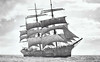 1889 to 1935 - GRACE HARWAR - 3 masted ship - 1807GRT - 81.3 x 11.9 - 1889 W Hamilton & Co., Glen Yard, No.69 - 1913 sold to Russia, 1916 sold to Gustaf Erikson - 03/35 broken up.