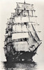 1897 to 1932 - HOUGOUMONT - 4-masted Barque - 2428GRT - 89.1 x 13.2 - 1897 Scott & Co., Greenock, No.346 - 20/04/32 dismasted in a squall 530 miles South of Cape Borda 111 days out on voyage to the Spencer Gulf in ballast. A royal sail was rigged on the fore lower mast which was standing together with the mizzen and jigger lower masts and Port Adelaide was reached 19 days later. Everything useable was removed from the ship, as the costs for the necessary repairs were too high. The empty hull was later sunk as a breakwater at Stenhouse Bay.