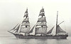 1893 to 1928 - AULDGIRTH - 3 masted barque - 1591GRT - 73.7 x 11.5 - 1893 Russell & Co., Port Glasgow, No.314 - 02/28 broken up.