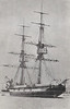 1873 to 1904 - SEAFLOWER - 8-Gun Wooden Training Brig - 454 tons - 1873 Pembroke Dock Naval Shipyard - 8x 6pdr - 1904 WORKSHOP I, engineering workshop, 1908 sold for breaking at Charlton,