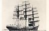 1901 to 1927 - GENERAL FAIDHERBE - 3-masted Ship - 2326GRT - 84.3 x 12.3 - 1901 Chantiers de la Loire, Nantes - Maritime Francaise - 04/27 broken up - seen here off Tasmania.