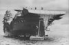 1941 to 1954 - INDOMITABLE (R92) - Indomitable Class Fleet Aircraft Carrier - 29730 tons - 229.8 x 35.4 - 1941 Vickers Armstrong & Co., Barrow - 8 x 2 - 4.5in, 6 x 8 - 40mm, 8 x 1 - 20mm, 45  aircraft  (Fulmar, Sea Hurricane, Buffalo, Martlet fighters, Swordfish, Albacore torpedo bombers, Walrus recon planes) - 30.5 knots - 02/1943 8 x 2 - 20mm, 2 x 1 - 20mm added, 05/1943 40 Seafire, 15 Albacore, 05/1944 2 x 4 - 40mm, 2 x 2 - 40mm, 12 x 2 - 20mm, 6 x 1 - 20mm added, 08/1944 24 Hellcat, 24 Barracuda, 1945 8 x 2 - 20mm, 4 x 1 - 20mm removed, 13 x 1 - 40mm added, 05/1945 33 Hellcat, 15 Avenger, 01/1946 armed with 8 x 2 - 4.5in., 2 x 4 - 40mm, 2 x 2 - 40mm, 13 x 1 - 40mm, 6 x 8 - 40mm, 12 x 2 - 20mm, 12 x 1 - 20mm, 45  aircraft, 12/1951 12 Sea Fury, 12 Firebrand - 03/11/41 ran aground whilst working up in West Indies, repaired Norfolk Navy Yard, 12/41 passage to join Eastern Fleet, arrived 31/03/42, 05/42 Operation Ironclad, occupation of Madagascar, 07/42 Force H, Gibraltar, 12/08/42 Force Z, cover for Convoy WS21S to Malta, hit by 3 AP bombs, serious damage and fires, 09/42 to US for repair, 02/43 passage to UK, 04/43 Home Fleet, 06/43 Force H, Gibraltar, 07/43 Operation Husky, landings in Sicily, 16/07/43 torpedoed by a/c, 08/43 to US for repair, 05/44 repair and refit completed, Trincomalee via UK, 11/44 British Pacific Fleet, 01/04/45 damaged by kamikaze off Sakashima Gunto, extensive damage to island and fires, 14 dead, 16 wounded, operational 1 hour later, 04/05/45 hit by kamikaze off Sakashima Gunto, remained operational, 09/05/45 hit by kamikaze, remained operational, 20/05/45 in collision with destroyer QUILLIAM which was badly damaged, 06/45 refit in Sydney, 08/45 Philippines, then relief of Hong Kong, 12/45 to UK, to Reserve on arrival, 1948 to 1950 refit, Flagship Home Fleet, 03/02/53 badly damaged by explosion and fire, sealed with concrete, never repaired, 1954 to Reserve, 09/55 broken up at Faslane - seen here in April 1943 with Seafire on foredeck.