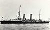 1889 to 1904- SHARPSHOOTER - Sharpshooter Class Torpedo Gunboat - 735 tons - 74.0 x 8.2 - 1889 HM Dockyard, Devonport - 2x4.7in., 5TT - 19 knots - 1904 Training Ship, renamed NORTHAMPTON,  1912 Harbour Service, 03/22 sold for breaking.