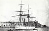 1886 to 1904 - ICARUS - Mariner Class Sloop - 970 tons - 51.0 x 9.8 - 1886 HM Dockyard, Devonport - 5x5in. - 11.5 knots - 1886 West Africa, 1888 Pacific, 1890 West Coast, Canada, 04/04 sold for breaking.