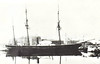 1844 to 1865 - SCOURGE - Wooden Paddle Sloop - 1128 tons - 57.9 x 11.0 - 1844 HM Dockyard, Portsmouth - 1865 broken up.