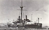 1886 to 1904 - WARSPITE - Imperieuse Class Armoured Cruiser - 8400 tons - 96.0 x 19.0 - 1886 HM Dockyard, Chatham - 4x9.2in., 6x6in, 4TT - 1890 Flagship, Pacific Station, 1893 Guardship, Queenstown, 1896 Flagship, Pacific Station, 04/04 sold for breaking.