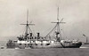 1887 to 1907 - AURORA - Orlando Class Armoured Cruiser - 5600 tons - 91.0 x 17.0 - 1887 HM Dockyard, Pembroke Dock - 2x9.2in., 10x6in., 6TT - 17 knots - 1901 Boxer Rebellion, 10/07 sold for breaking.