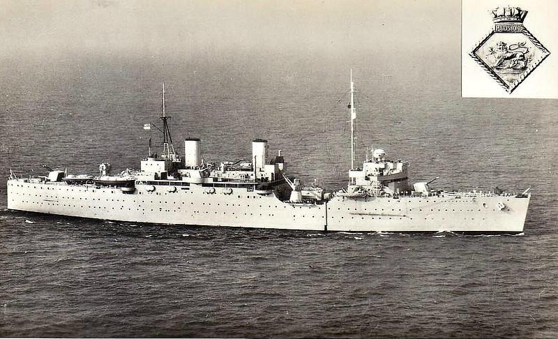 1938 to 1969 - MAIDSTONE (A185) - Maidstone Class Submarine Depot Ship - 8900 tons - 151.0 x 22.0 - 1938 John Brown & Co., Clydebank - 8x4.5in., 8x40mm - 17 knots - 07/38 Malta, Ist Submarine Flotilla, 12/39 Rosyth, 1942 Gibraltar, 1943 Oran, 01/44 Eastern Fleet, 8th Submarine Flotilla, 01/45 Fremantle, 04/45 Subic Bay, 1946 Portland, 1956 Home Fleet, 1959-61 modernised as depot ship for nuclear submarines, 1962 3rd Submarine Flotilla, Faslane, 1969 Acoomodation Ship, Belfast, 1977 decommisioned, 1978 sold for breaking.