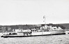 1945 to 1965 - WOODBRIDGE HAVEN (K654) -  Loch Class Frigate - 1435 tons - 93.7 x 11.8 - 1945 Swan Hunter & Co., Wallsend - 2x4in, 6x40mm - 19.5 knots - laid down as LOCH TORRIDON, completed as Coastal Forces Depot Ship - 08/65 sold for breaking.