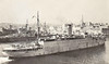 1944 to 1960 - ARTIFEX (F28) - Heavy Repair Ship - 13984 tons - 160.0 x 20.0 - 1924 Swan Hunter & Co., Wallsend as AURANIA (Cunard Line) - 15 knots - 08/39 hired as Armed Merchant Cruiser (8x6in., 2x3in.), 21/01/41 torpedoed by U123, badly damaged, towed back to Rothesay Bay, laid up until 03/42 converted to Heavy Repair Ship, 07/44 recommisioned as HMS ARTIFEX (F28), 03/45 British Pacific Fleet, 09/45 to UK, Artificer Training Ship, Rosyth, 1955 tender to HMS Caldeonia, 12/60 sold for breaking.