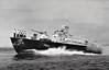 1955 to 1967 - DARK BITER (P1104) - Dark Class Motor Torpedo Boat - 64 tons - 21.8 x 5.9 - 1955 Saunders Roe Ltd., Beaumaris - 1x40mm, 4TT - 40 knots - 1967 sold for breaking - seen here in 07/56.