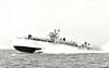1954 to 1964 - DARK ANTAGONIST (P1103) - Dark Class Motor Torpedo Boat - 64 tons - 21.8 x 5.9 - 1954 Saunders Roe Ltd., Beaumaris - 1x40mm, 4TT - 40 knots - 1964 sold for breaking.