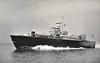 1954 to 1962 - DARK HUNTER (P1116) - Dark Class Motor Torpedo Boat - 64 tons - 21.8 x 5.9 - 1954 Miller & Co., St Monance - 1x40mm, 4TT - 40 knots - 04/62 sold for breaking - seen here in 10/56.