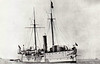 1885 to 1906 - CURLEW - Beacon Class Gunboat - 950 tons - 1885 HM Dockyard, Devonport - 1x6in, 3x5in, 5TT - 12 knots - deployed in Persian Gulf in suppression of slave trade - 07/06 sold for breaking.