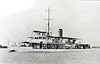 1933 to 1942 - SANDPIPER (T41) - Heron Class River Gunboat - 85 tons - 48.7 x  9.3 - 1933 Thornycroft & Co., Southampton - 1x3.7in., 1x6pdr - 1933 disassembled on completion and shipped to Hong Kong, 1934 reassembled, Yangtze Flotilla, 01/42 to Nationalist China as gift, renamed YING HAO, 1970 decommissioned and broken up.