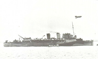1940 to 1944 - PRINCE CHARLES - Landing Ship - 3088GRT - 105.8 x 14.1 - 1930 Societe Cockerill, Hoboken, No.643 - 2x3in., 6x20mm - 23 knots - 1930 Belgian RMT Cross Channel Ferry, 09/40 hired by RN and converted to landing ship, 08/42 Dieppe, 06/44 Operation Neptune, 12/44 returned to owners.