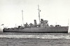 1936 to 1942 - NIGER (J73) - Halcyon Class Minesweeper - 815 tons - 70.1 x 10.2 - 1936 Devonport Dockyard - 2x4in - 17 knots - 09/39 1st Minesweeping Flotilla, North Sea, 05/40 Operation Dynamo, rescued 1500 troops, 03/41 Flotilla to Western Approaches, 07/41 Iceland, local duties, then Russian convoys, 05/07/42 escorting Convoy QP13, strayed into Allied minefield, blew up and sank, 148 dead.