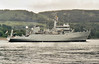 1986 to 2010 - ROEBUCK (H130) - Coastal Survey Vessel - 1477 tons - 64.0 x 13.0 - 1986 Brooke Marine, Lowestoft, No.447 - 1x20mm - 15 knots - 05/10 to Bangladesh Navy as ANUSHANDHAN (H584) - still in service.