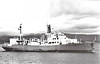 1977 to 1982 - ADMIRAL BEAUFORT - Weather Ship, converted Castle Class Corvette - 1060 tons - 77.0 x 11.0 - 1944 Harland & Wolff, Belfast as HMS PEVENSEY CASTLE (K445) - 1x4in., 8x20mm, 1xSquid ASM - 16 knots - 1960 converted to Weather Ship, WEATHER MONITOR, 1977 upgraded and refitted, ADMIAL BEAUFORT - 01/82 broken up at Troon.