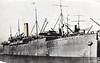 1914 to 1918 - ATHENIC (HMNZT11) - Pass/Cargo - 12234GRT - 1902 Harland & Woilff, Belfast, No.341 - 152.5 x 19.2 - 1928 rebuilt as Norwegian whale factory ship PELAGOS - 1941 captured by German raider PINGUIN in Antarctic and converted to oil tanker, 1942 torpedoed by British submarine, 1945 raised and refitted as passenger ship - 06/62 broken up in Hamburg.