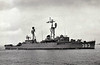 1943 to 1970 - MILLS (DE383) - Edsall Class Destroyer Escort - 1590 tons - 93.3 x 11.2 - 1943 Brown Shipbuilding Co., Houston, TX - 3x3in., 2x40mm, 8x20mm, 3TT - 21 knots - 11/56 converted to Radar Picket (DER383), 10/70 decommisioned, 03/75 sold for breaking - seen here in 04/65.