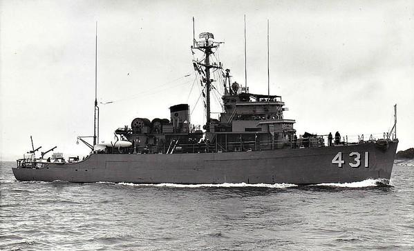 US NAVY MINE WARFARE SHIPS