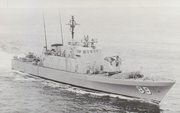 US NAVY PATROL CRAFT