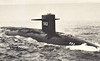 1961 to 1963 - THRESHER (SSN593) - Thresher Class Nuclear Submarine - 3450 tons, 3770 dived - 85.0 x 9.8 - 1961 Portsmouth Navy Shipyard - 4TT - 20 knots - 10/04/63 sank during deep diving tests v350nm east of Cape Cod, 129 dead.