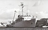 1971 to 1999 - WYMAN (AGS34) - Wilkes Class Hydrographic Survey Ship - 2500 tons - 87.3 x 14.6 - 1971 Defoe Shipbuilding Co., Bay City, MI - 05/99 decommisioned, to Reserve.