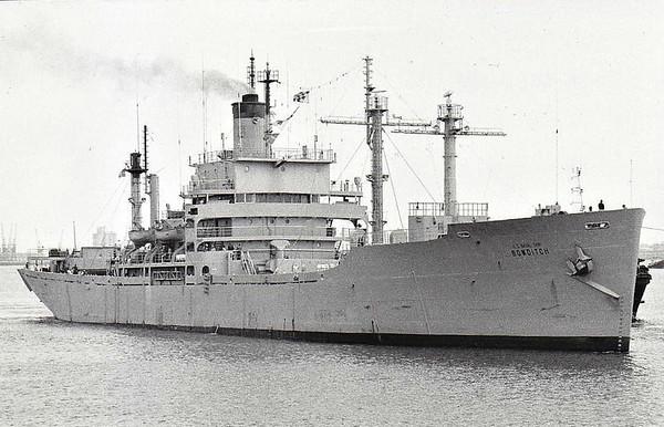 US NAVY SURVEY SHIPS