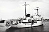 1968 to 1974 - SP LEE (AGS31) - Kellar Class Hydrographic Survey Ship - 1297 tons - 63.7 x 11.9 - 1968 Defoe Shipbuilding Co., Bay Ciry, MI - 12 knots - 02/74 transferred to Geological Survey, Department of the Interior, as SAMUEL P LEE, 10/92 returned to Navy, decommisioned, 12/92 to Mexican Government as ANTARES - still in service.