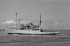 1945 to 1994 - CONSERVER (ARS39) - Bolster Class Rescue and Salvage Ship - 1497 tons - 65.1 x 11.9 - 1944 Basalt Rock Co., Napa, CA - 2x40mm - 15 knots - 1950-53 Korean War, 1966-70 Vietnam War, 04/94 decommsioned, 11/04 sunk as a target - seen here at Pearl Harbour, 07/60.