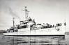 1945 to 1960 - FLOYDS BAY (AVP40) - Barnegat Class Small Seaplane Tender - 2800 tons - 94.5 x 12.5 - 1945 Lake Washington Shipyard, Houghton, WA - 1x5in., 8x40mm, 8x20mm - 18 knots - 07/45 Japan, 11/52 Korea, 02/60 decommisioned, 07/60 sold for breaking.