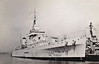 1939 to 1972 - LA ARGENTINA (D11) - La Argentina Class Light Cruiser - 7500 tons - 165.0 x 17.2 - 1939 Vickers Armstrong, Barrow - 9x6in., 4x4in., 6TT - 30 knots - enlarged version of RN Arethusa Class with accomodation for 60 cadets - 1972 decommisioned, 1974 broken up.