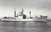 1954 to ???? - CUSTODIO DE MELLO (G15) - Barroso Pereira Class Transport - 4200 tons - 119.5 x 16.0 - 1954 Ishikawajinma Heavy Industries, Tokyo - 2x3in, 4x20mm - 17 knots - fate not known - seen here in 08/60.