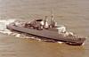 1978 to DATE - CONSTITUICIAO (F42) - Niteroi Class Frigate - 3800 tons - 129.2 x 13.5 - 1978 Vosper Thorneycroft, - 1x4.5in., 2x20mm, Exocet, ASPIDE, 6TT - 30 knots - still in service.