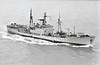 1954 to ???? - BARROSO PEREIRA (G16) - Barroso Pereira Class Transport - 4200 tons - 119.5 x 16.0 - 1954 Ishikawajinma Heavy Industries, Tokyo - 2x3in, 4x20mm - 17 knots - fate not known - seen here in 08/60.