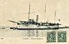 1893 to 1925 - TIRADENTES - Torpedo Gunboat - 795 tons - 50.3 x 9.1 - 1893 Armstrong & Co., Newcastle - 4x120mm, 3x57mm, 2TT - 15 knots - 07/25 decommissioned, broken up.