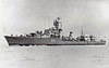 1943 to 1963 - HAIDA (G63) - Tribal Class Destroyer - 2520 tons - 114.9 x 11.4 - 1943 Vickers Armstrong, Newcastle - 8x4in., 6x40mm, 1TT - 36 knots - 1943-45 Europe, 1950-53 Korea, 11/63 decommisioned (hull cracks), museum ship - seen here in 08/87 - seen here in 05/55.
