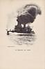 1896 to 1919 - BRENNUS - Brennus Class Battleship - 11190 tons - 114.0 x 20.4 - 1896 Arsenal de Lorient - 3x340mm, 10x165mm, 4x65mm, 14x47mm, 38x37mm, 4TT - 18 knots - 1896 gunnery trials ship, 1900 Flagship, Mediterranean Fleet, 10/08/00 rammed and sank destroyer FRAMEE off Cape St Vincent, 36 dead, 1903 to Reserve, 1919 stricken, 1922 sold for breaking.