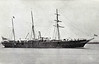 1872 to 1906 - TENASSARIM - Iron Screw Frigate - 2570 tons - 76.2 x 10.7 - 1872 Thames Ironworks - 1872 commisioned into Royal Indian Marine, 1900 Harbour Service, 1906 sold for breaking.