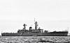 1976 to 2007 - UDAYGIRI (F35) - Niligiri Class Frigate - 2962 tons - 113.0 x 13.0 - 1976 Mazagon Dock Co., Mumbai - 2x115mm, 2x6 30mm Gatling guns, 2x20mm, 6TT. 1 h/c - 28 knots - 2007 decommissioned - seen here in 06/77.