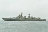 1999 to DATE - MYSORE (D60) - Delhi Class Guided Missile Destroyer - 6200 tons - 163.0 x 17.0 - 1999 Mazagon Dock Ltd, Mumbai - 16xSSN25 SSM, 2xSAN7 SAM launchers, 1x100mm, 4x30mm CIWS, 2xASM, 5TT, 2 h/c - 32 knots - still in service - seen here at Portsmouth in July 2000.